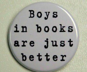 bookish, bookworm, and boys image