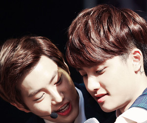 exo, suho, and d.o image