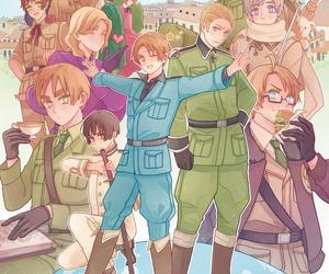 anime, aph, and hetalia image