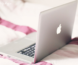 apple, laptop, and computer image