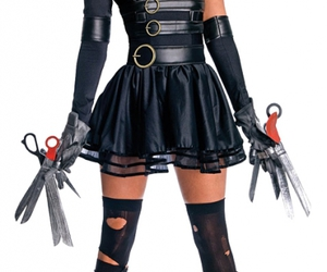 costume and miss scissorhands image