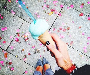 accessories, ice cream, and style image