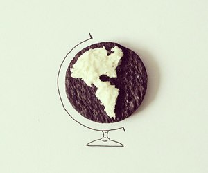 oreo, world, and food image