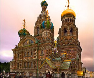Cathedrale and russie image