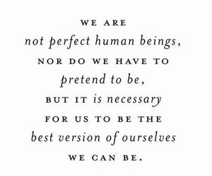 quotes, human, and perfect image