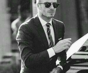 David Beckham, Hot, and suit image