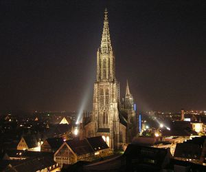 ulm minster and tallest church image