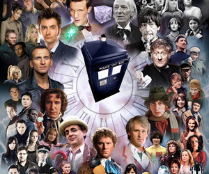 doctor who, fandom, and 50th anniversary image