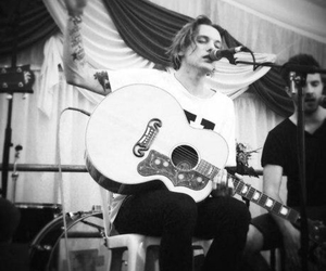 Jamie Campbell Bower and the darling buds image