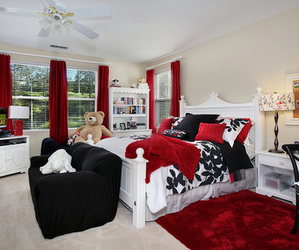 comfort, live, and red image