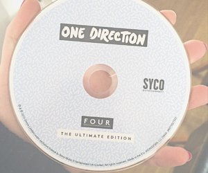 cd, four, and music image