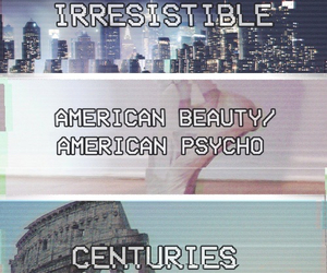 fall out boy, irresistible, and centuries image