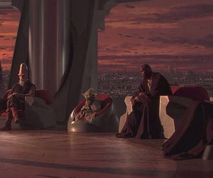 star wars, yoda, and jedi temple image