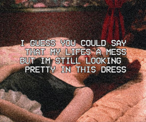 Audrey Horne, hipster, and Lyrics image
