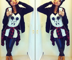clothes, girl, and swag image