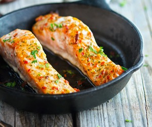 salmon and yummy image