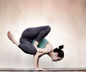body, sport, and yoga image