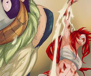 fairy tail, erza scarlet, and anime image