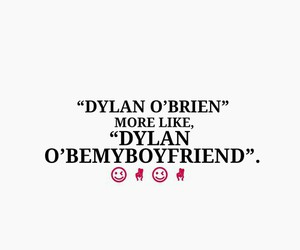 boyfriend, teen wolf, and dylan o'brien image