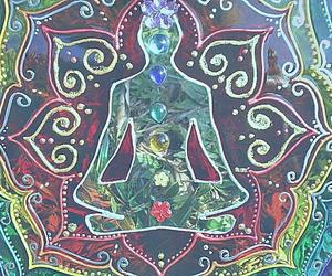 yoga, positive vibrations, and zen image