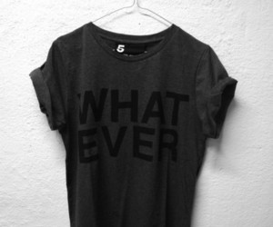 fashion, whatever, and black image