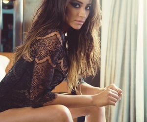 pll, shay mitchell, and dress image