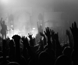 concert, music, and header image