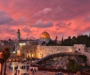 Jerusalem, palestine, and islam image