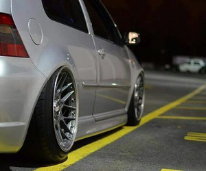 golf, low, and mk4 image