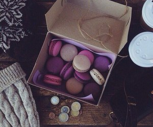 macarons and sweet image