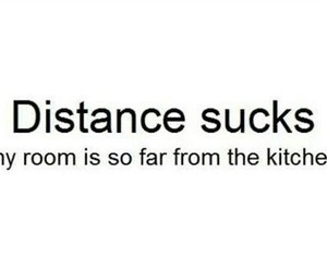 distance, kitchen, and food image