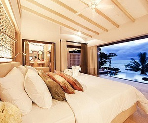 bedroom, luxury, and room image