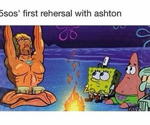 5sos, ashton irwin, and luke hemmings image