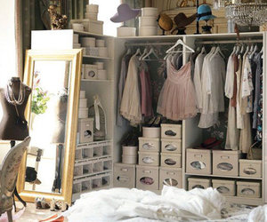 clothes, dress, and dressing image