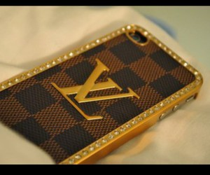 Louis Vuitton, marque, and iphone5 image