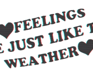 feelings, marina and the diamonds, and weather image