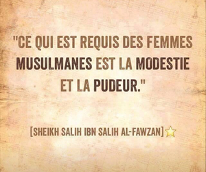 muslim, femme, and islam image