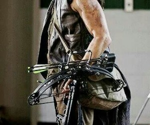 twd, norman reedus, and daryl dixon image