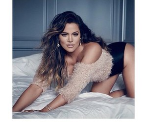 khloe kardashian, cosmo, and sexy image