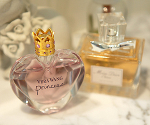 perfume, princess, and Vera Wang image
