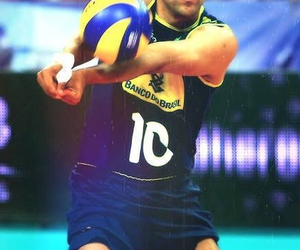 10, volleyball, and bresil image