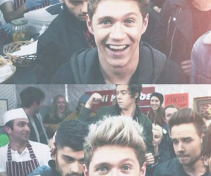 one direction, niall horan, and midnight memories image