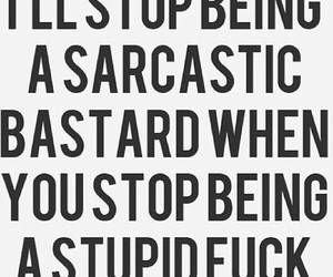 hmm, sarcastic, and *** image