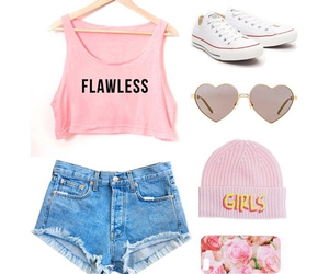 fashion, summer, and cool image