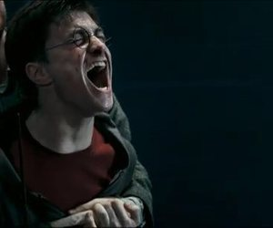 harry potter and pain image