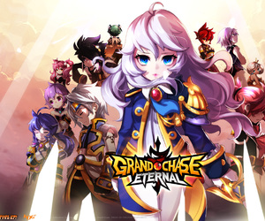 grand chase and edel image