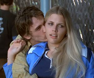 freaks and geeks, couple, and 90s image