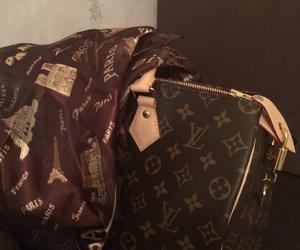 eiffel, Louis Vuitton, and LV image