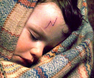 harry potter, baby, and harry image