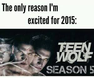 teen wolf and season 5 image